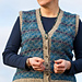 Booklore Waistcoat pattern