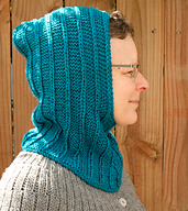 Simple Cowl, one color