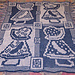 Bonnet Girl Blanket pattern