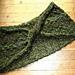 Treebeard Shoulder Wrap pattern