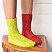 Semeru Socks pattern