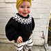 Ruth Baby Ginsburg pattern