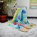 Undersea Sweetness Blanket pattern