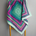 Rosemary blanket pattern