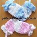 PFC63 Baby Mitts pattern