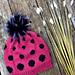 Umbrella hat pattern