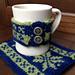 Bucket List Coffee Accessories pattern