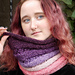 Concentric Cowl pattern