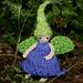 Canterbury Bells Flower Fairy pattern