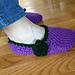 Love Slippers pattern