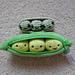 Peas in a Pod Amigurumi pattern
