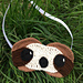Sleepy Simon Sloth Sleep Mask pattern