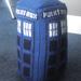 TARDIS stuffed plush pattern