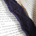 Cable Bookmark pattern