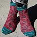Undulatus Socks pattern