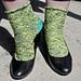 Malachiticus Socks pattern
