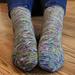 Walk Without Rhythm Socks pattern