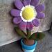 Flower in the Pot pattern
