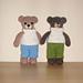 Bramble & Briar Bear pattern