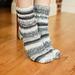 Ladies Socks pattern