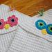 Owl Hooded Baby Towel pattern