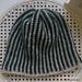 Crochet Brioche Hat pattern