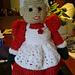 Mrs Santa Claus Doll pattern