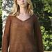 #102 Comfy Pullover Lite pattern