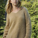 #107 Comfy Pullover pattern