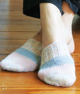 Pastel Pirouette Socks