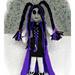 Gabrielle Goth Girl pattern