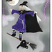 Witchhazel flying witch pattern