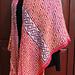 Pink Mosaica - A Shawl pattern