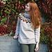 Warm Garland Sweater / Varm vimpelgenser pattern