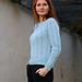 Cocoon Sweater / Kokonggenser pattern