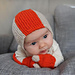 Small and clever - winter kit / Lille luring pattern