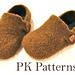 Men's Slippers pattern