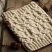Granat cowl pattern