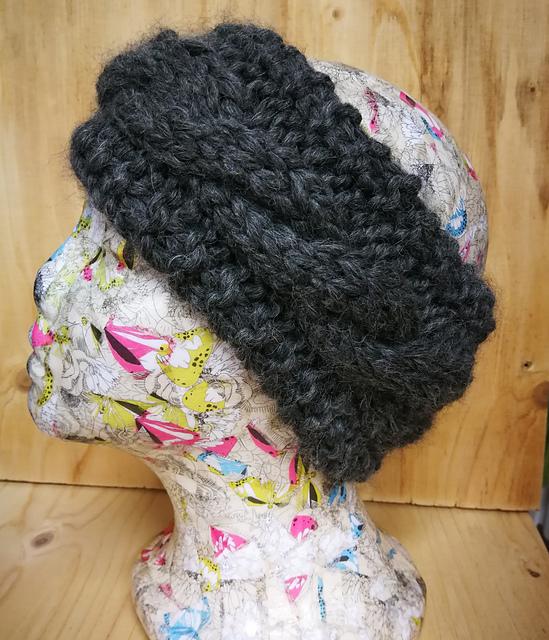 Chunky Cable Headband