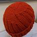 Mount Rainier Hat pattern