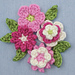 Posy Blossoms pattern