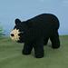 Black Bear pattern