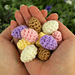 Tiny Eggs pattern