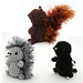 Mini Fuzzies Woodland Creatures pattern