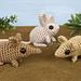 Mini Mammals pattern