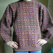 Allover-pattern Sweater pattern
