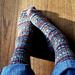 Universal Top-Down Sock pattern