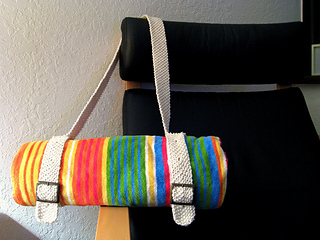 blanket straps