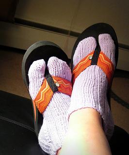 flipflop socks