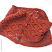 Molten Copper Summer Cowl pattern